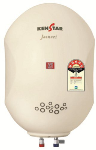 Kenstar Jacuzzi KGS10W5P-GDE 10-Litre 2000-Watt Storage Water Heater  available at amazon for Rs.5200
