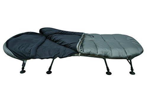 "MK-Angelsport ""5 Seasons Carper´s Night Pro\"" Schlafsack Sleeping Bag"