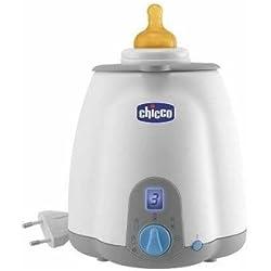 Chicco 071553 - Calentador de biberones eléctrico con pantalla digital (5 potencias)