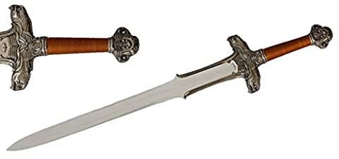 Arme Fantasy avec lame–réplique–Conan le Barbare cm 110