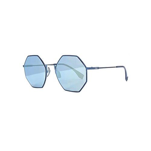Sonnenbrillen Fendi EYELINE FF 0292/S BLUE/BLUE Damenbrillen