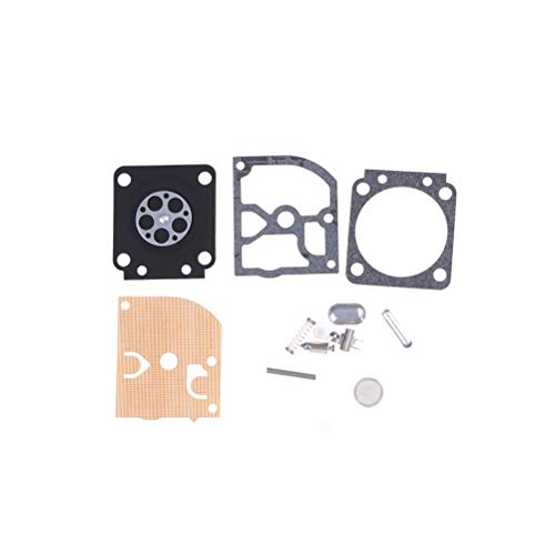 Tool Parts - 1set Gasket Set 77 Arrival Carburetor Repair Kit Carb Rebuild  - Organizer Direct Parts Tool Tray Bins Case Storage Tool Parts Adjust