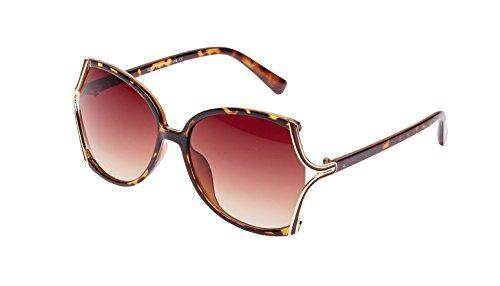 Revive Eyewear Damen 70er-Jahre-Stil, Bohemian-Stil Sonnenbrille Gr. One Size, (Stil Für Jahre Frauen 70er)