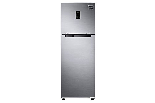 Samsung RT34K3753S9 Frost-free Double-door Refrigerator (321 Ltrs, 3 Star Rating,...