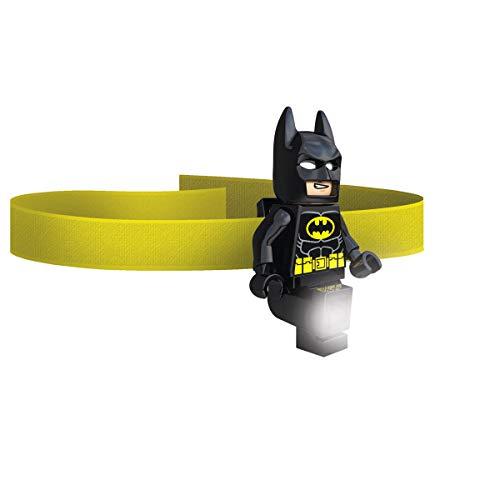 Lego Led - LG0HE08 - Super Héros - Lampe Frontale Batman