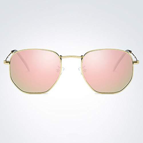 WULE-RYP Polarisierte Sonnenbrille mit UV-Schutz Herren- / Damenmode-Fahrbrille, polarisiert, mit UV 400-Schutz, Anzug für Outdoor-Aktivitäten. Superleichtes Rahmen-Fischen, das Golf fährt