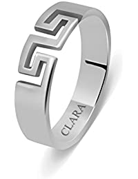 Clara The Amadis Sterling Silver Ring For Men