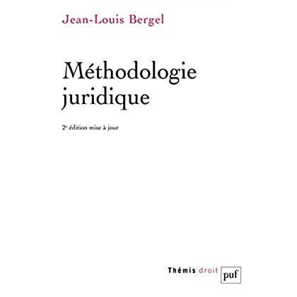 Méthodologie juridique