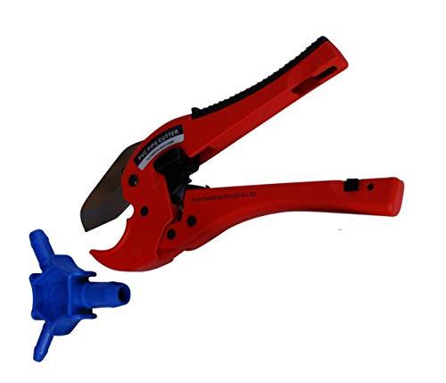 SET-Automatik Rohrschere bis 42mm und Multi Kalibrierer für Alu Verbundrohr 16,20,25 mm