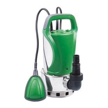 Pompe immergée inox pour puit 1100w eaux chargées