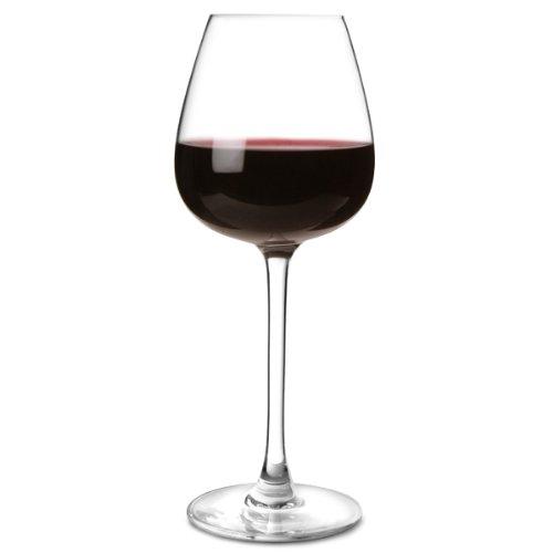 Chef & Sommelier Grands Cepages Verre de vin 350ml, sans repère de remplissage, 6 Verres
