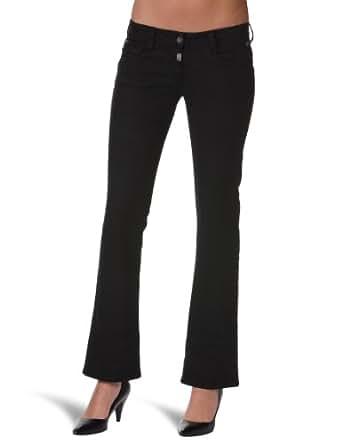 Timezone Jeans Hose Lisa, 16-5099-999, black, W33 L32
