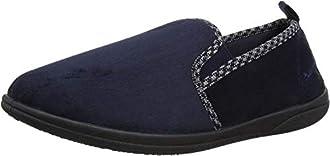 Padders Lewis, chaussons homme - Bleu (Navy) - EU: 47 (UK: 12)