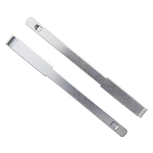 KFZ Autoradio Bügel Removal Instrument Schlüssel von Keple | DIN-Freigabetasten für Pioneer Radio Head Unit CD Player Pins | Universal Pin Stereo Werkzeuge (2pcs) Universal Cd-player