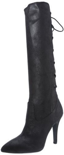 BCBGeneration Erinn, Damen Stiefel & Stiefeletten Black Shimmer Str