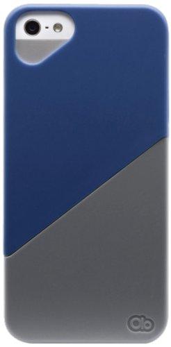 Cloud Olo-Cover per Apple iPhone 5, motivo P Duet-Blue/Grey
