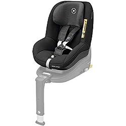 Bébé Confort Pearl Smart i-Size, Siège auto Groupe 1, Installation dos route et face route, De 6mois à 4ans (9-18kg), Nomad Black