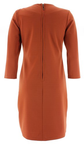 Robe robe rend sABRINA Orange - Orange