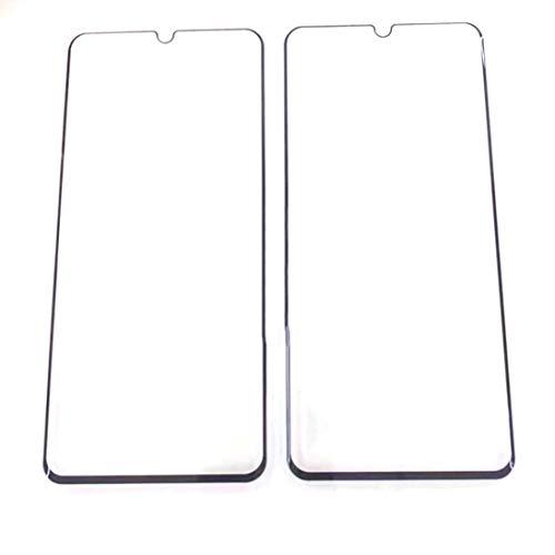 Weihan für huawei p30 pro gehärtetes glas displayschutzfolie voller schutz telefon schutzfolie klar