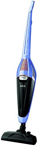 AEG Vampyrette AVBG300 Handstaubsauger mit Beutel EEK C (1000 Watt, Beste Reinigungsklasse auf Hartböden, inkl. Zubehör)