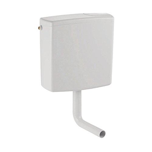 Aufputz-Spülkasten AP140, 1 Stück, weiß, 140000111