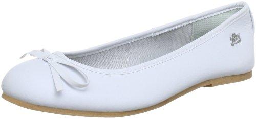 Lico Spring 450031, Ballerine ragazza, Bianco (Weiß (weiss)), 35