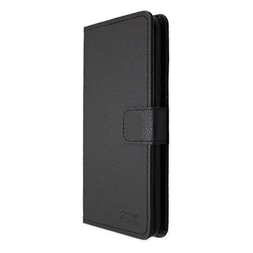 caseroxx Tasche Case Hülle Bookstyle-Case für Gigaset GS370 / GS370 Plus in schwarz