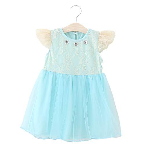 mama stadt Kleid Prinzessin Mädchen Cosplay Festlich Geburtstagsfeier Karneval Party Kleider für ()