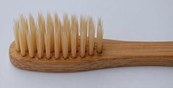 5er Pack Die Bambuszahnbürste - Nachhaltige Gesundheit Für Deine Zähne ✅Vegan ✅Biologisch Abbaubar ✅öKologisch ✅Nachhaltig ✅Bpa-frei ✅Umweltfreundlich ✅Mittlere Borsten 3