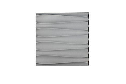 3D Deko weiche Faser Einsätze, 3D Brick Wand Aufkleber für Home Decor, strukturierte Wand Paneele für TV Wände, Sofa Hintergrund Wand Decor Brandy_12 piece -