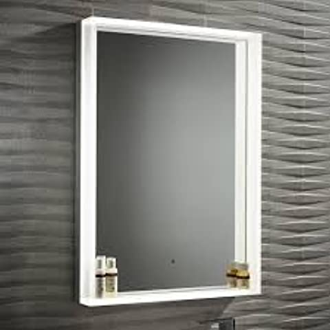 Roper Rhodes Aura Illuminated LED Mirror by Aura