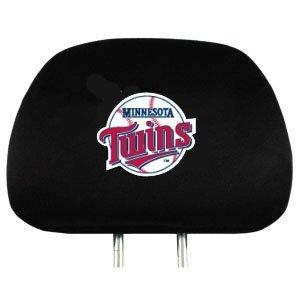MLB Kopfstützen Bezug, 2er Pack, 6816-MLB, Minnesota Twins Minnesota Twins-ausrüstung