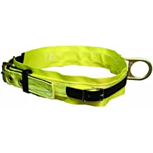 Elk River 03194 Nylon and Polyester Web Reinforced Miner's Body Work Belt with and 3 Backpad, X-Large by Elk River