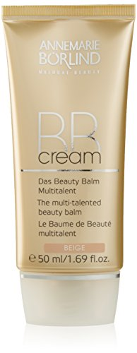 Annemarie Börlind BB Cream Beige femme/woman, Das Beauty Balm Multitalent, 1er Pack (1 x 50 ml)