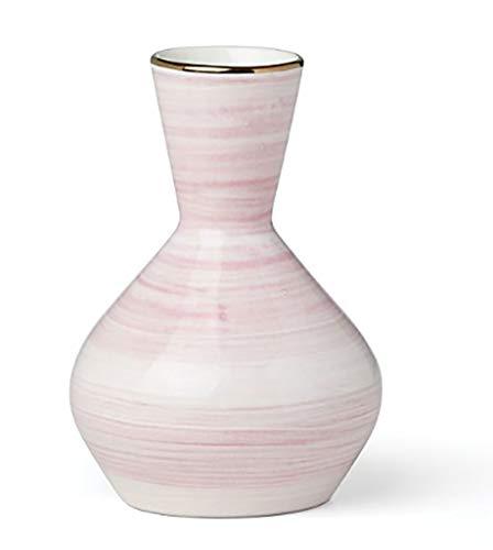Kate Spade New York Charles Lane Porcelain Blush vase 3.5