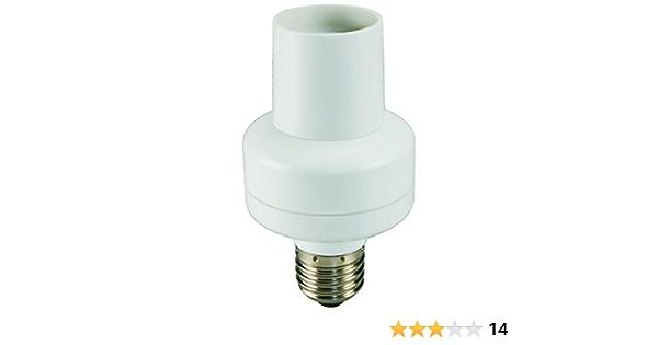 220V 50uA E27 Lampe Halter elektronische Funkfernbedienung Lampenfassung fü //Neu