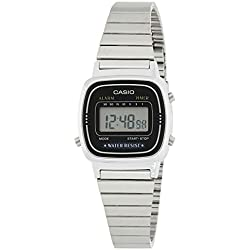 Casio Smart Watch Armbanduhr LA-670W- Unica