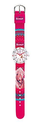 Scout Mädchen-Armbanduhr 280378071