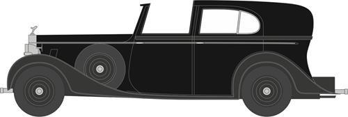 rolls-royce-phantom-iii-sedanca-de-ville-mulliner-noire-rhd-0-voiture-miniature-miniature-deja-monte