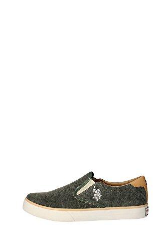 U.S. Polo Assn GALAN4154S5/CL3Slip-on scarpe uomo usato  Spedito ovunque in Italia
