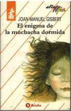 Enigma de la muchacha dormida, el (Altamar (antigua)) por Joan Manuel Gisbert
