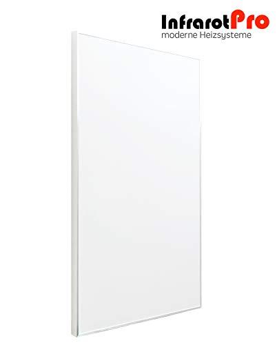 InfrarotPro Infrarotheizung, Weiß, 60x80x3 cm