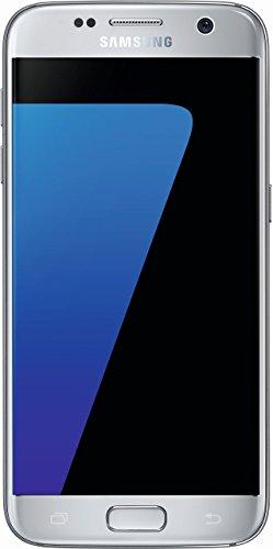 Samsung Galaxy S7 Smartphone (5,1 Zoll (12,9 cm) Touch-Display, 32GB interner Speicher, Android OS) silber (Zertifiziert und Generalberholt)