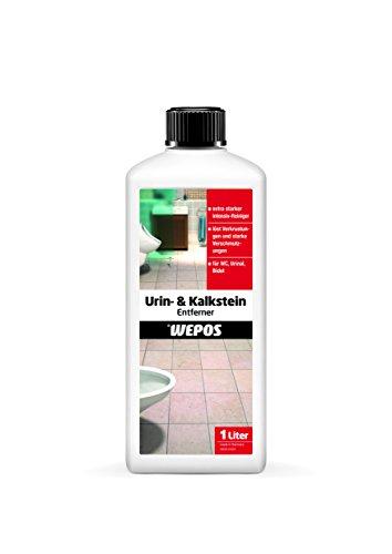 Wepos 2000100404 Urin- und Kalkstein-Entferner 1 Liter