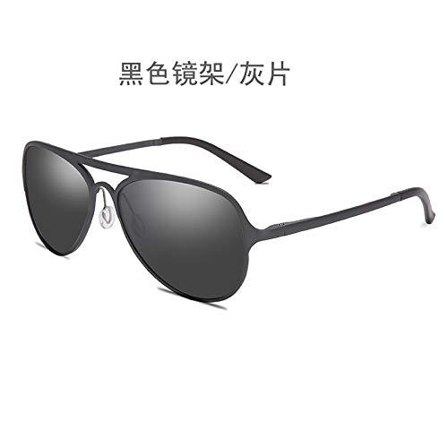 Mjia sunglasses Sportbrillen,Polarisierte Sonnenbrille Mode 蛤蟆 Aluminium Magnesium Spiegel...