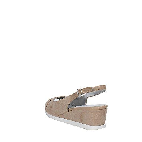 Cinzia Soft 821136 Sandal Damen Hellgrau