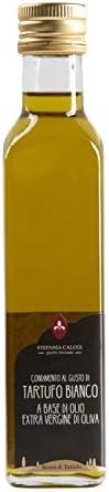 Calugi Condimento al Gusto di Tartufo Bianco a Base di Olio Extra V.O. - 250 ml