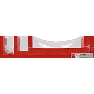 DURAline Kit of 3 shelves or d.m. shelf kit.Red.
