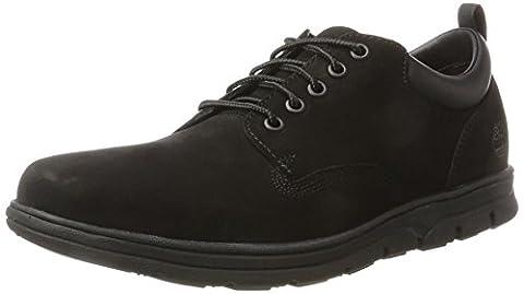 Timberland Men's Ca1i74 M Oxfords, Black, 9 UK