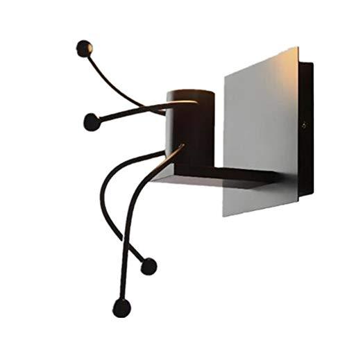 Applique Murale D'intérieur, Art De La Lampe De Chevet, éclairages De Couloir, Créativité, Personnalité, Simplicité